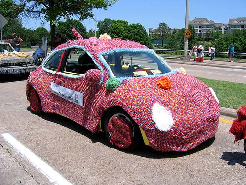 Knit Auto Art