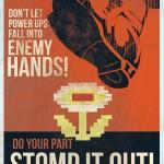 Mario Propaganda Poster 3