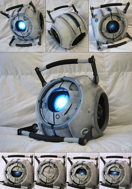 Portal 2 Wheatley Puppet