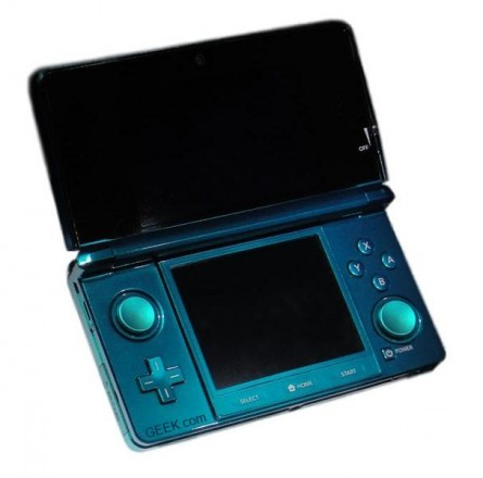 Rumored Nintendo 3DS Analog