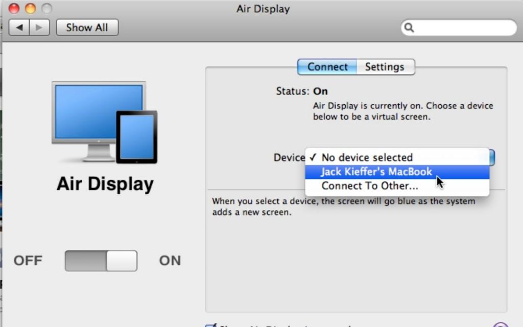 air display for mac review