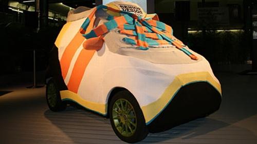 Tea Cozy Car Cover