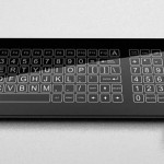 Touch Keyboard Concept