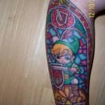Windwaker tattoo 3