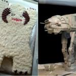 at-at wampa cakes