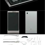 glance concept phone