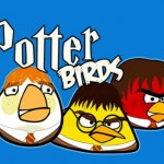 harry potter angry birds