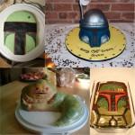 jabba the hut jango boba fett cakes