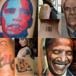 obama tattoos