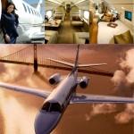 private jet plane