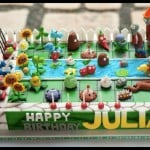 plants vs. zombies cake