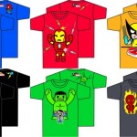 tokidoki superhero shirts
