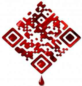 True Blood QR Code