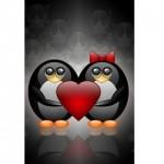 tux-linux-love