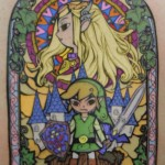 wind waker tattoo