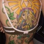windwaker tattoo 2