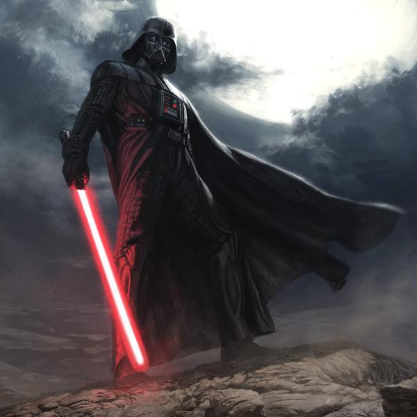 Badass Darth Vader