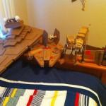 Cardboard Star Wars Space Ships 2