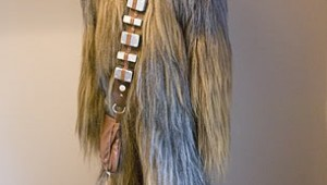 Chewbacca Costume Final