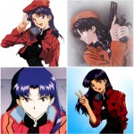 Major Misato Katsuragi