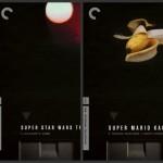 SNES Criterion Mario Kart Star Wars