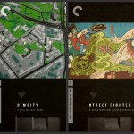SNES Criterion Simcity Street Fighter