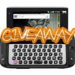 Sidekick 4G v4 giveaway