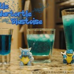 Squirtle Evolution Cocktails
