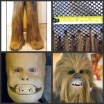 Wookiee Costume in Progress