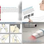 blind reading gadget