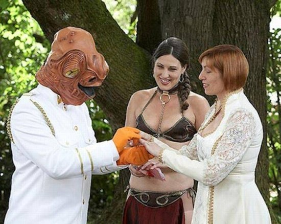 World of Warcraft Wedding