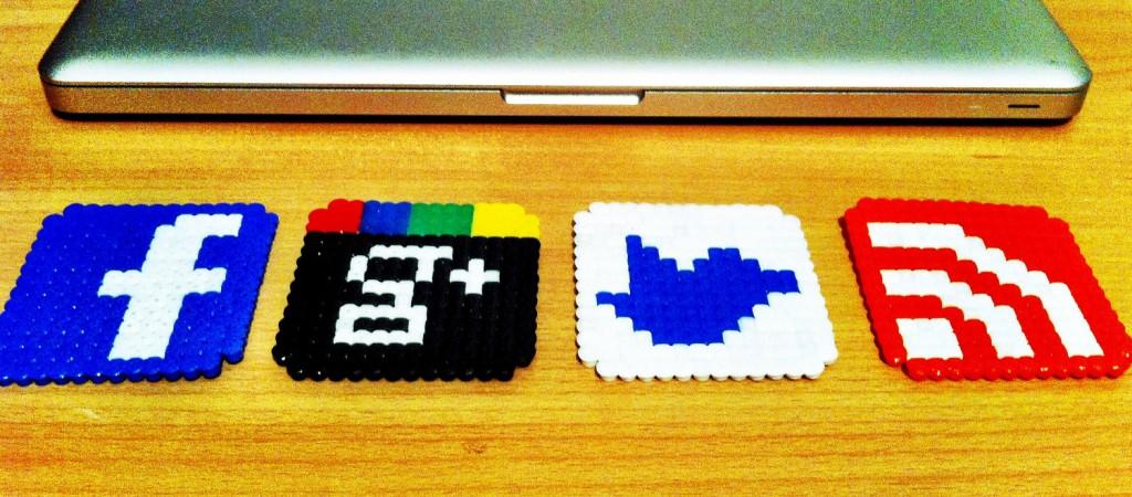 social network pixel coaster