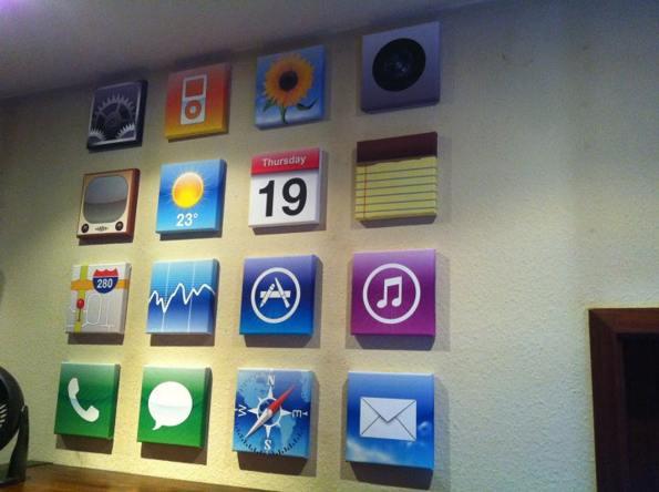 iPhone Paintings