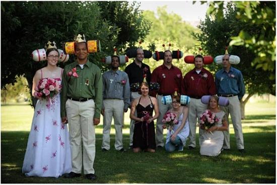Katamari Wedding