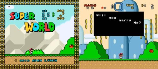 Super Mario Proposal