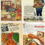 tv dinner ads