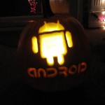 Android Pumpkin 1