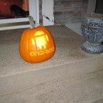 Android Pumpkin 2