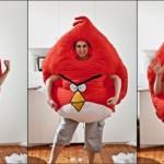 Angry Birds Costume 1