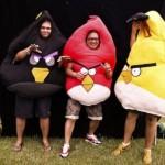 Angry Birds Costume 3