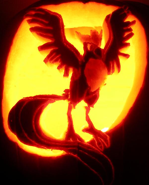 Articuno_Pumpkin