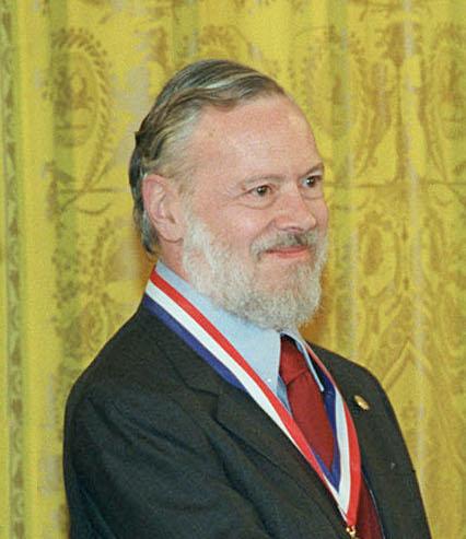 Dennis Ritchie, Unix and C developer