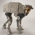 Dog AT-AT Costume 1