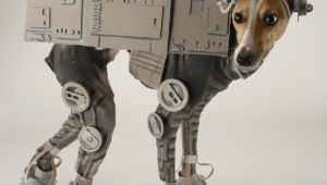 Dog AT-AT Costume 1