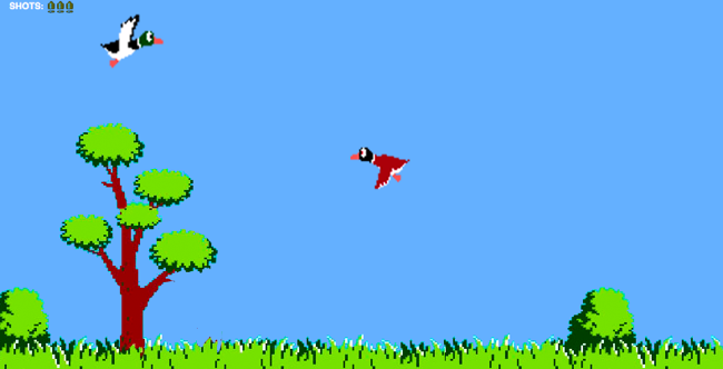 Duck Hunt JS