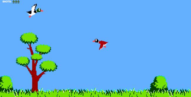 Duck Hunt JS
