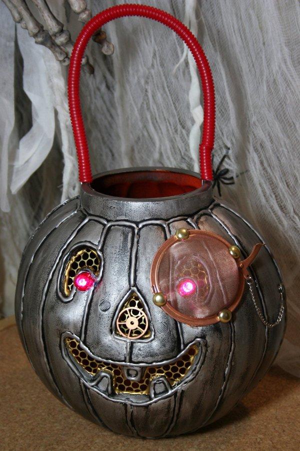Halloween Steampunk Pumpkins 2