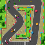Mario-Kart-Demake