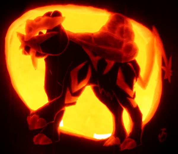 Raikou_pumpkin