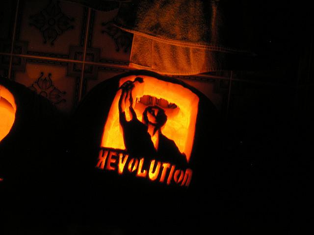 Revolution Pumkin 1